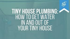 tiny house plumbing. Tiny House Plumbing