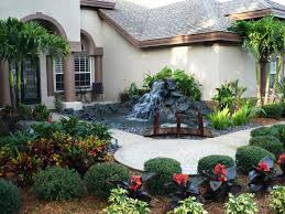 Small Picture Amazing of Landscape Water Features Garden Design Garden Design