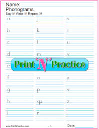 No annoying ads, no download limits, enjoy it and don't forget to bookmark and share the love! 44 Phonics Worksheets Practice Phonics Words Copywork