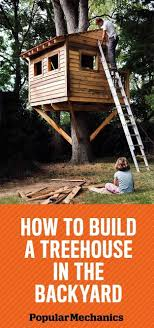 easy treehouse plans free lovely 779 best diy tree house ideas and decor for kids images