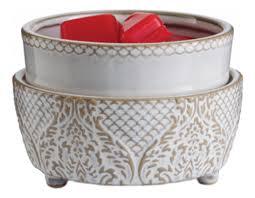 <b>Керамический воскоплав Cwd-Vintage White</b> Candle Warmers для ...