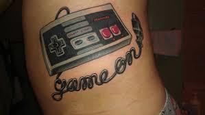 Game Art Videogiochi E Tatuaggi Che Passione