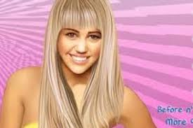 free iphone screenshot 3 the game miley cyrus celebrity makeover play