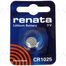 <b>Батарейка</b> BAT-<b>CR1025</b>/RE-B / литиевая; 3В; <b>CR1025</b>; 10x2.5мм ...
