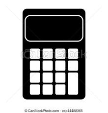 회계, 수학, 계산기, 아이콘, pictogram. 10, pictogram, 계산기, eps, 삽화, 벡터, 수학, 회계, 아이콘.  | CanStock