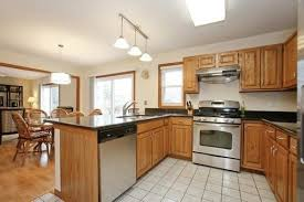 Small Picture How do I downplay honey oak cabinets on a budget