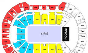 Progressive Field Seating Chart For Concerts 59 Curious Eaglebank Arena Seating Chart