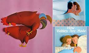 How Babies Are Made How Babies Are Made Illustrates The Baby Making Process With Farm