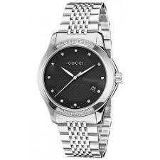 g timeless diamond mens watch ya126408 gucci g timeless diamond mens watch ya126408