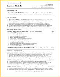 7 Resume Medical Office Assistant Inventory Count Sheet
