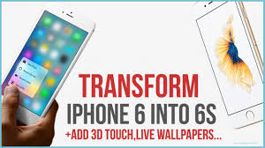 Transform IPhone 9 Into 9s / Add 9D ...