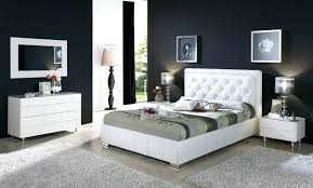 white furniture bedroom. Grey Bedroom White Furniture With Gray Wall Color And Also Rug .