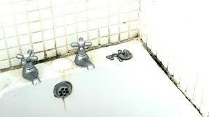 removing shower caulking shower caulk mold
