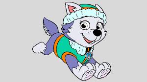 Paw Patrol Coloring Pages For Kids Paw Patrol Coloring Games Paw