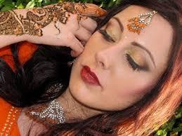 mac makeup modern indian bridal look