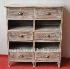 Distressed Country Drawers Reclaimed Wood Furniture