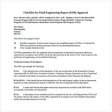 Engineering Technical Report Template Enginering Report Template Cycling Studio