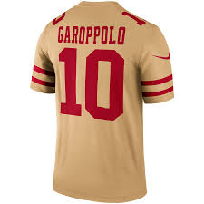 Francisco San 49ers Nike Gold Jimmy Legend Garoppolo Jersey Inverted eaeafbcfc|Green Bay Packers
