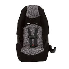 highback 2 in 1 booster car seat speckle