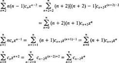 Image result for اموزش سریها در معادلات دیفرانسیل