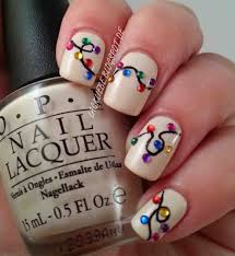 Christmas Present Nail Art | cheminee.website
