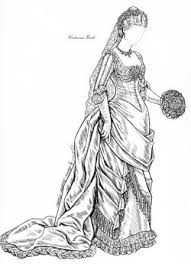 Small Picture victorian coloring pages of womens dress Special