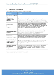 Business Requirement Example Business Requirements Definition Template Pimpinup Com