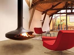 Modernwalldividerandfloatingfireplace  Fireplace Design Floating Fireplace