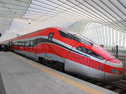 venice to rome by train high