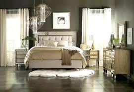 Mirror Headboard Queen Mirror Headboard Bed Furniture King Bedroom ...