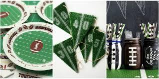 Super Bowl Party Decorating Ideas 100 Best Football Party Decorations Super Bowl Party Decor Ideas 66