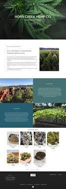 Landscape Website Designers Horn Creek Hemp Web Site Design Joomla Website Designer