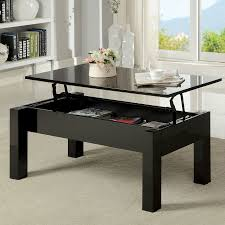 lift top coffee table with storage. White Lacquer Lift-top Storage Coffee Table Lift Top With