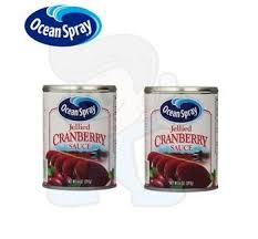 Free shipping on orders of $35+ from target. Ocean Spray Jellied Cranberry Sauce 2 X 14oz Food Drinks Kitchen Staples On Carousell