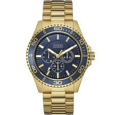 guess men s chaser watch w0172g5 £152 00 thewatchsuperstore com™ guess men s chaser watch w0172g5 color gold
