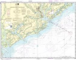 Charleston Nautical Chart Nautical Charts Online Noaa Nautical Chart 11521
