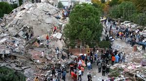 Son Dakika! İzmir'de 5 şiddetinde artçı bir deprem meydana geldi - Haberler