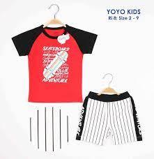 Đồ bộ yoyo cho bé trai đồ bộ bé trai 5 tuổi, đồ bộ bé trai 1 tuổi