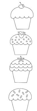 Cupcake Template Free Printable Happy Birthday Pick Toppers Free