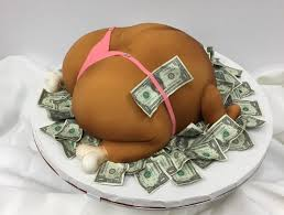 Twerkey Cake Quickly Sells Out At Minnesota Bakery Nadia Cakes