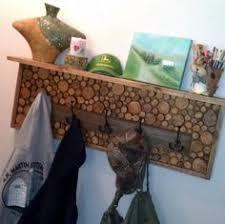wood coat rack hooks rustic modern by rusticcharmdesign on etsy arts crafts rustic charm