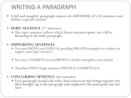 your handy dandy guide to organizing a proper multi paragraph 6 writing