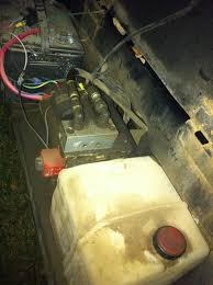 dump trailer wiring harness dump image wiring diagram any know how to wire remote for dump trailer lawnsite on dump trailer wiring harness