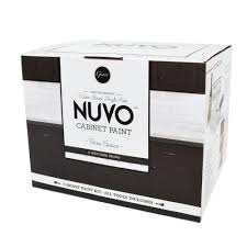 Nuvo 2 Qt Cocoa Couture Cabinet Paint Kit Fg Nu Cocoa R The
