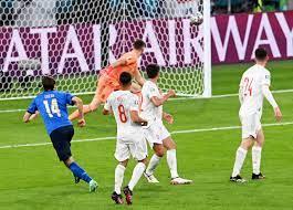 EURO 2020 liveblog: Italy vs. Spain ...
