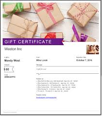 Customized Gift Certificates Customizable Gift Certificates Booksteam Blog