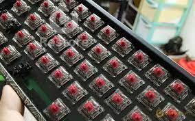bàn phím bị ướt - Restore.vn