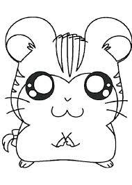 Disegno Da Colorare Kawaii Anime Doodle Cibo Kawaii Gatto Pagine