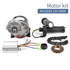 Brushed To Brushless Conversion Chart Electric Bicycle Kit 24v 250w Brushed Dc Motor For Diy E