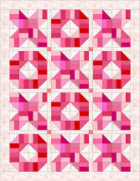 Moda Fabrics Free Patterns Gorgeous Moda Bake Shop Free Pattern Featuring Snuggly Hugs And Kisses Quilt